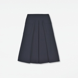 Side Pocket Skirt