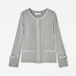 Washable Stitch Cardigan