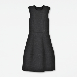 Cocoon Knit Dress